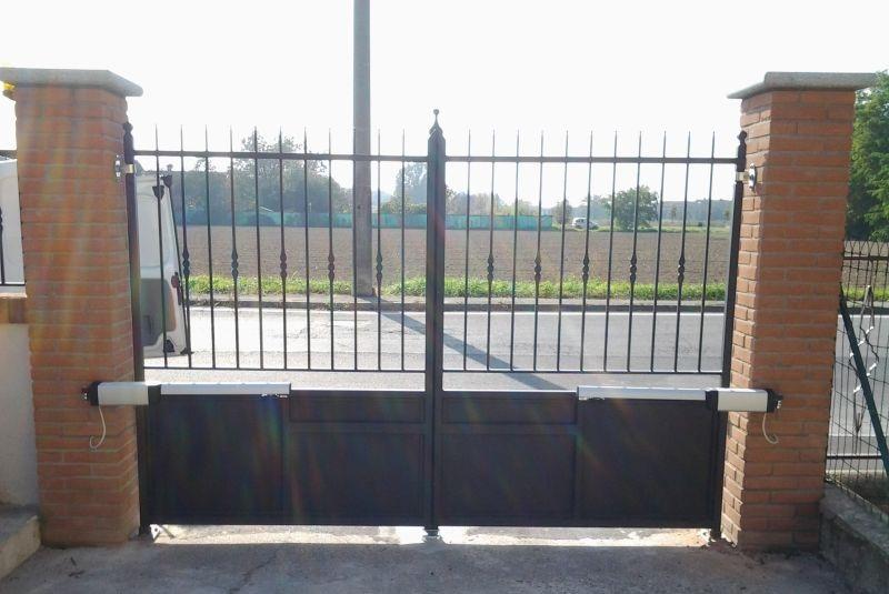 Cổng mở tay đòn KUSTOS ULTRA BT A25