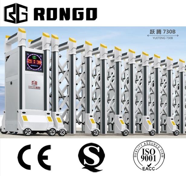 Cổng xếp RONGO YT 730B