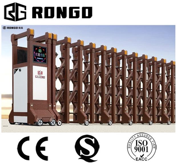 Cổng xếp RONGO YT 790B