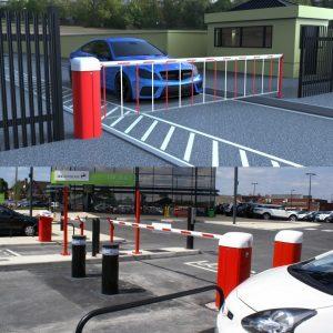 Hệ thống kiểm soát bãi đậu xe