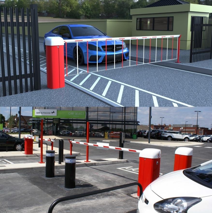 Hệ thống kiểm soát bãi đỗ xe