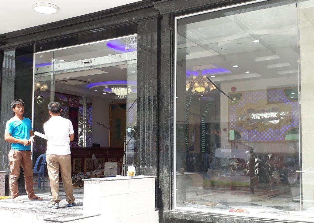 Cửa tự động KTH K-2 - Khách sạn Phúc Lộc thọ 0010