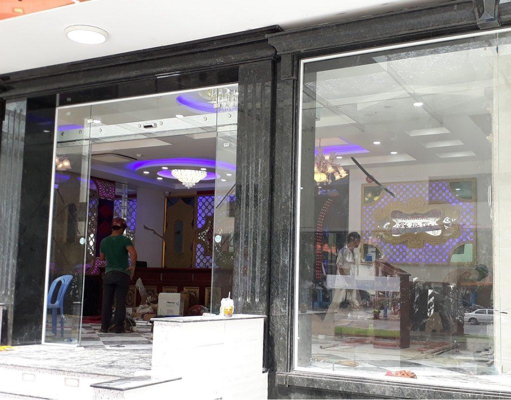 Cửa tự động KTH K-2 - Khách sạn Phúc Lộc thọ 0015
